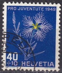 Switzerland #B190 F-VF Used CV $5.50 (A18728)