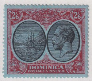 DOMINICA 79  MINT HINGED OG * NO FAULTS EXTRA FINE!