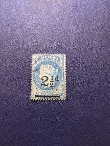 St. Helena 47 VF complete set, CV $6.75