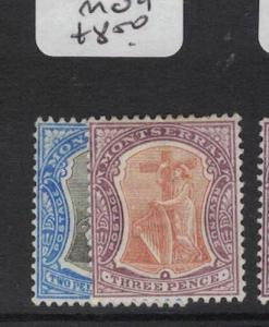 Montserrat SG 17-8 MOG (4dte)