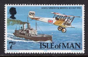 Isle of Man 110 MNH VF
