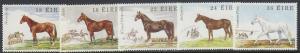Ireland 505-9 MNH - Horses