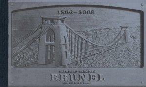 2006 -  GB  - DX36 - BRUNEL - PRESTIGE BOOK