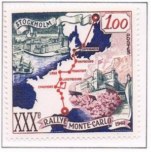 Monaco VF-NH #483