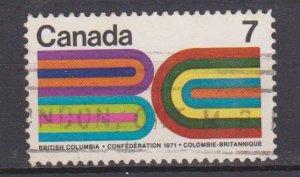 Canada Sc#552 Used