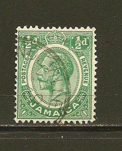 Jamaica 101 King George V  Used