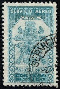 Mexico #C174 Aztec Birdman; Used (3Stars)