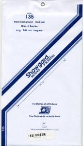 SHOWGARD DARK BACKGROUND MOUNTS 135 / 264 PACKAGE 5 STRIPS
