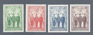 AUSTRALIA 1940 ARMY SET */**