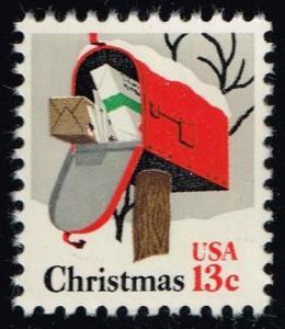 US #1730 Rural Mailbox; used (0.25)