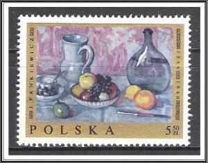 Poland #1681 Paintings MNH