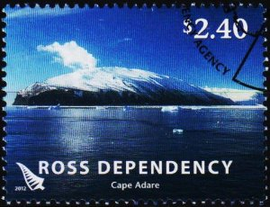 Ross Dependency. 2012 $2.40. Fine Used