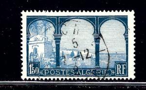 Algeria 62 Used 1927 issue