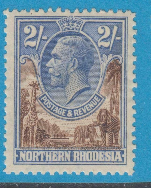 NORTHERN RHODESIA 11  MINT HINGED OG * NO FAULTS EXTRA FINE !