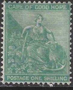 Cape of Good Hope 1894 SC 51 MLH SCV $110.00