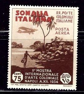 Somalia C3 MLH 1934 issue