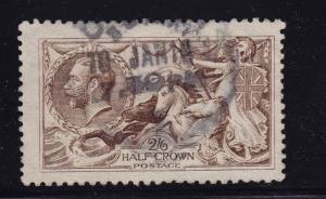 Great Britain Scott # 173 VF used nice color scv $ 180 ! see pic !