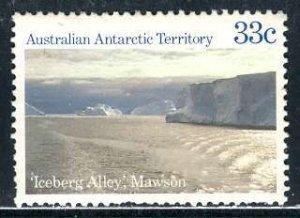 Australian Antartic Terr.; 1985: Sc. # L67: O/Used Single Stamp
