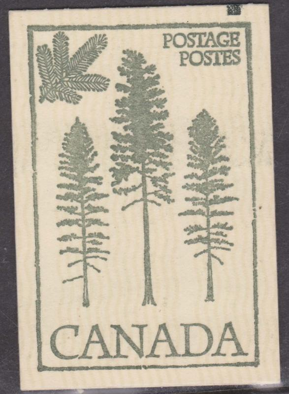 Canada -  #BK78a - 1978 14c Floral Complete Booklet Counter