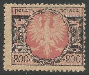 POLAND 166 MOG Z1-71-1