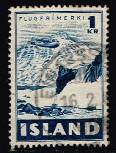 Iceland # C24 U