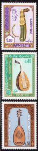 ALGERIA SCOTT 390-392