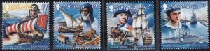 Gibraltar 798-801 MNH (1998)