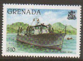 Grenada #1020 MNH (high value of set)