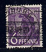 Germany Deutsche Post Scott # 601, used, variation