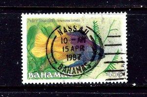 Bahamas 612 Used 1987 Fish