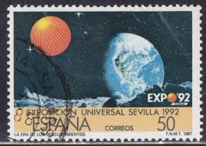 Spain 2541 USED 1987 Expo'92 Seville, France