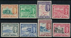 St. Kitts-Nevis #107-14*  CV $4.35