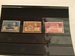 British Antarctic Territory mounted mint stamps R21648