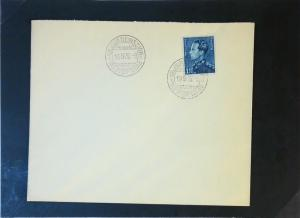 Belgium 1936 1.75f First Day Cover  - Z3055