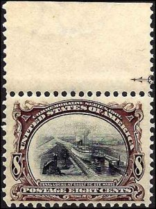 298 Mint,OG,NH... PSE graded 85 VF/XF... SMQ $325.00