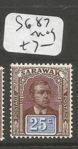 Sarawak SG 87 MOG (3cyb)