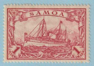 SAMOA 66  MINT HINGED OG * NO FAULTS EXTRA FINE!