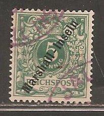 Marshall Islands  SC  8  Used