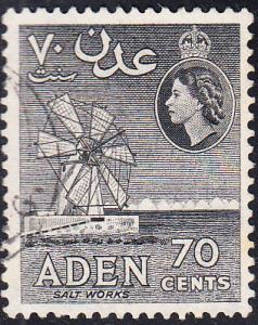 Aden #54b Used    p.12