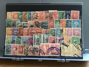Bolivia 1894-1930 stamps     R26347