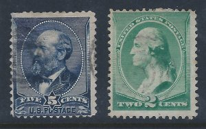 U.S. #216,213 SCV $18.10 STARTS AT A LOW PRICE!