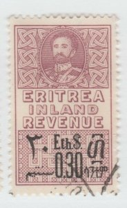 UK Italy Eritrea Ethiopia Africa fiscal revenue Stamp 5-4-21-