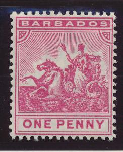 Barbados Stamp Scott #72, Mint Hinged - Free U.S. Shipping, Free Worldwide Sh...