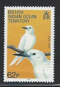 British Indian Ocean Territory mnh sc 102