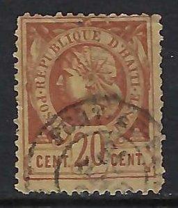 Haiti 13 VFU S002-3