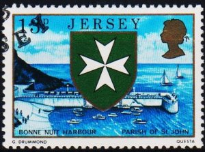 Jersey. 1976 13p S.G.147 Fine Used