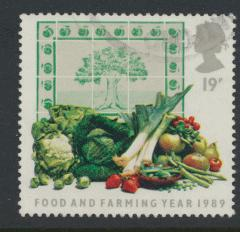 Great Britain SG 1428  Used   - Food & Farming
