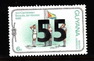GUYANA SC# 392 - MNH