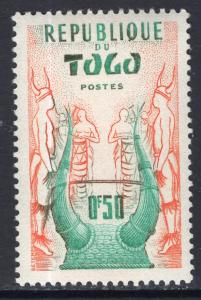 Togo #351 MNH CV$0.45