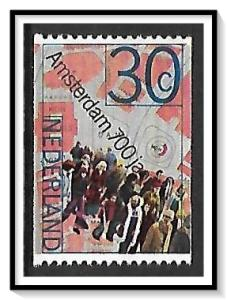 Netherlands #526 Anniversary of Amsterdam Coil MNH
